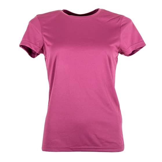 Clique T-shirt funktion Dam Ljung