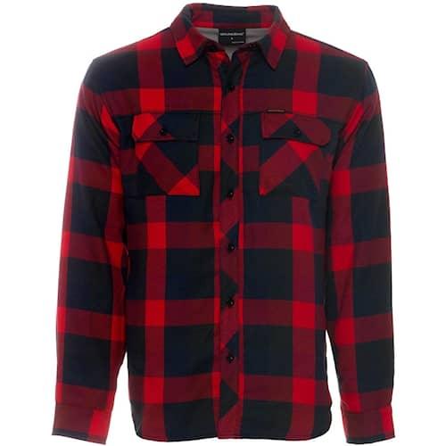 Grundéns Kodiak Insulated Shirt Opilio Plaid