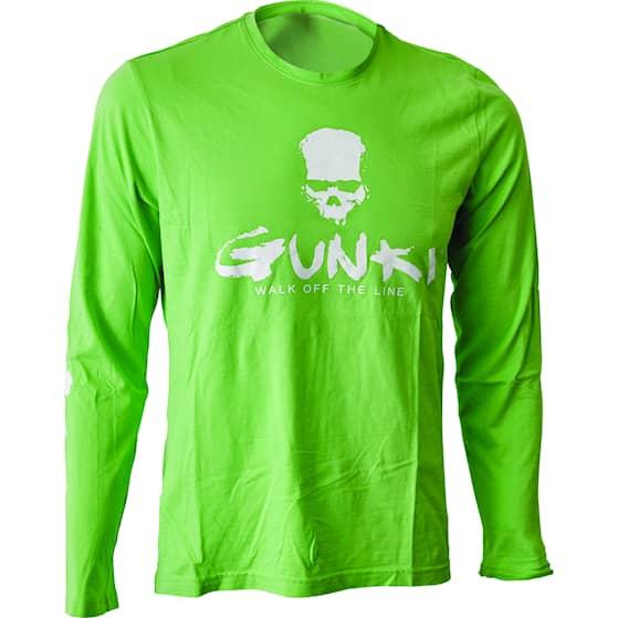 Gunki Shirt Apple Green