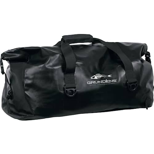 Grundéns Shore Leave 55 L Waterproof Duffel Bag Black