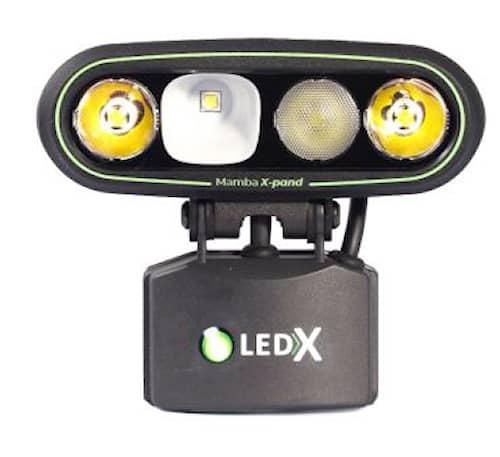 Ledx Mamba 4000 X-pand Kit