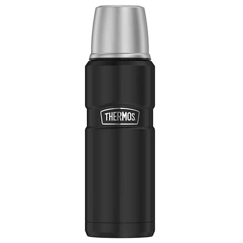 Thermos King Mattsvart 0,5 L