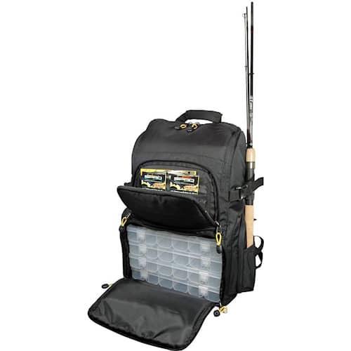 SPRO Back Pack Inklusive fyra 3600-askar