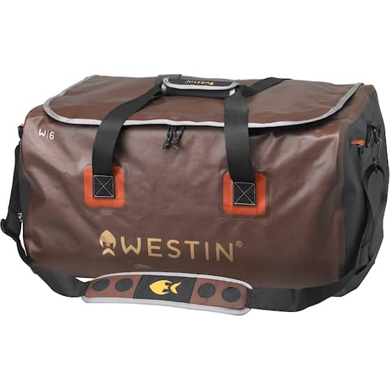 Westin W6 Boat Lurebag Large Grizzly Brown Black