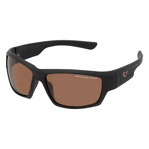 SG Shades Floating Polarized Sunglasses Amber