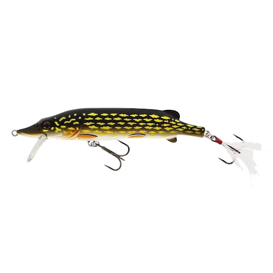 Mike the Pike 14 cm Flytande