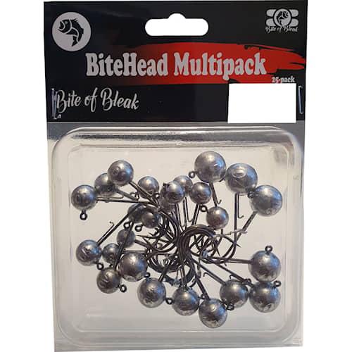 Bite of Bleak Bitehead Multipack #3/0 25-pack