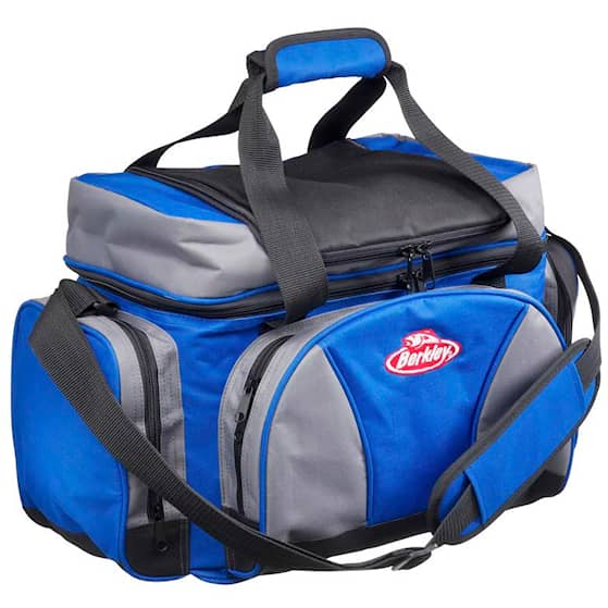 Berkley System Bag L Blue inklusive fyra 3700-askar