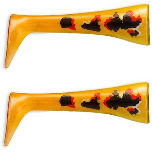 Extra Tail till Rapala X-Rap Peto 20 cm Unreal Koi (URK) 2-pack