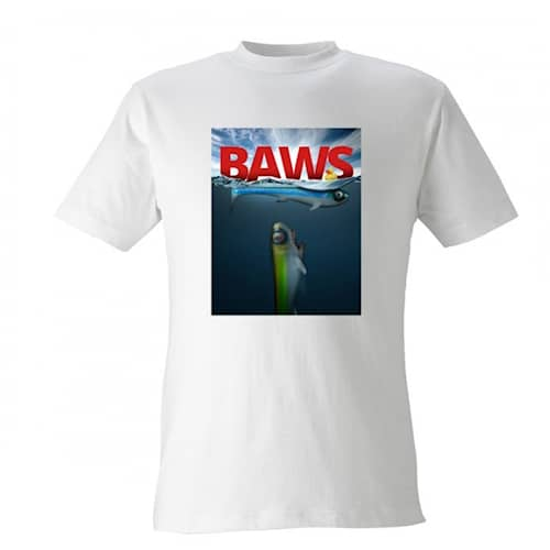 Eastfield T-Shirt Baws White