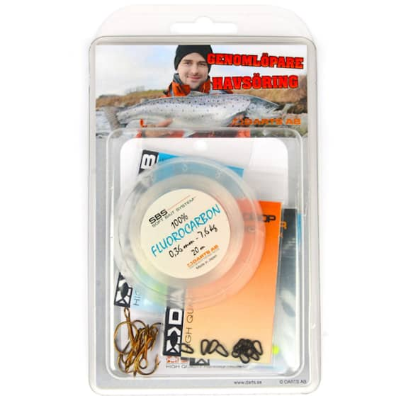 Darts Genomlöpartackel Kit