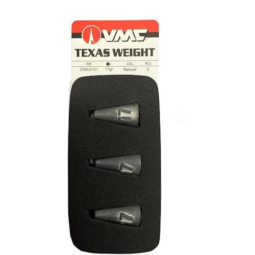 VMC Texas Weight 12 g 5-pack