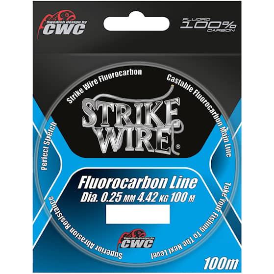 Strike Wire Fluorocarbon 0,28 mm