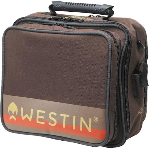Westin W3 Rig Bag L Grizzly Brown Black