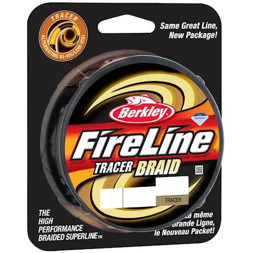 FireLine Tracer Braid 0,35 mm 110 m Smoke/Flame Green