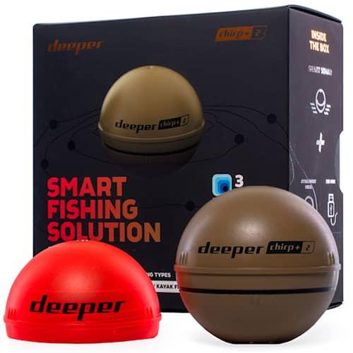 Deeper Smart Sonar CHIRP+ 2,0 Wifi+GPS