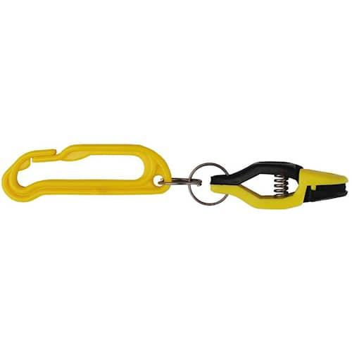 Linutlösare gul/svart X-Strong 4-pack