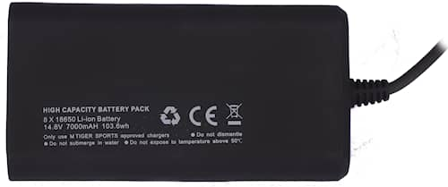 M-Tiger Battery-pack 14,8V 8-cell 10000 mAh (1*8*21700)
