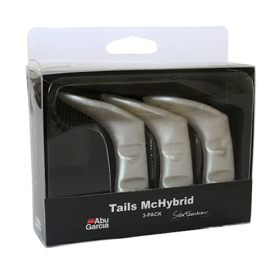 Tails McHybrid 3-pack Pearl White