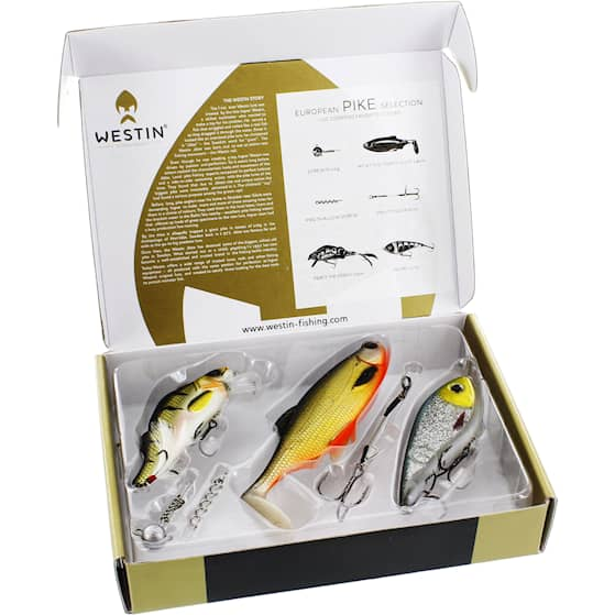 Westin Gift Box European Pike Selection Small