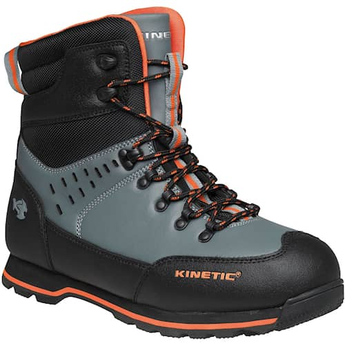 Kinetic RockHopper Wading Boot Cleated Sole 46-47