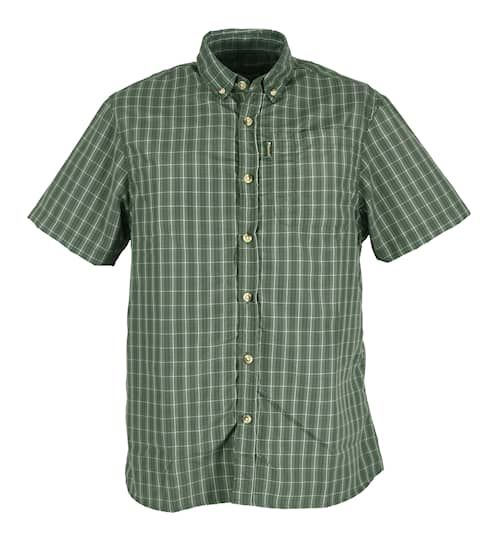 Pinewood Sommarskjorta Grön Herr M