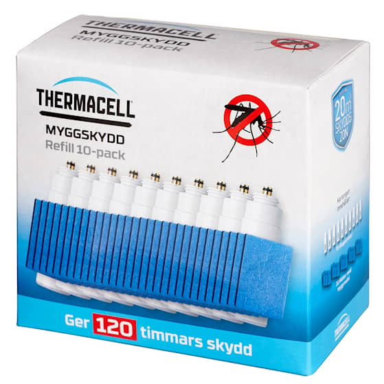 Thermacell Myggskydd Refill 10-Pack