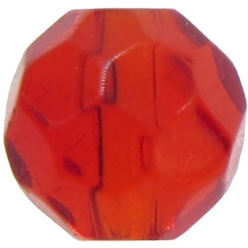 Bite of Bleak Glass Bead 6 mm 15-pack