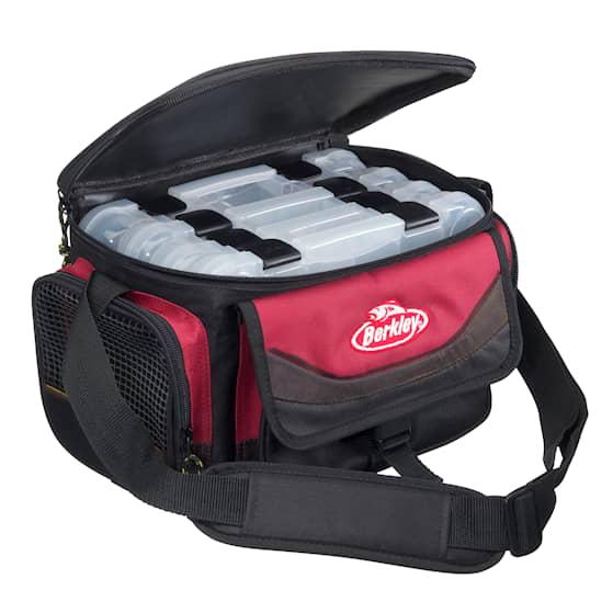 Berkley System Bag Inklusive fyra betesaskar