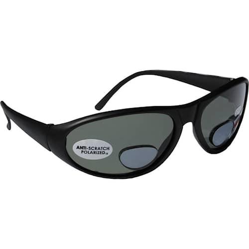 Hurricane Solglasögon +2,0 *Sale* Gray Lens