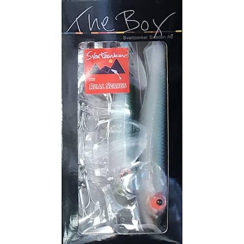 McRubber Real Series The Box 17 cm/21 cm Baltic Herring