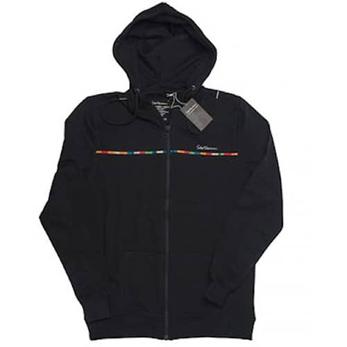 Svartzonker Black Zip Hoodie XS