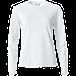 Clique Basic Långärmad tröja Vit Dam
