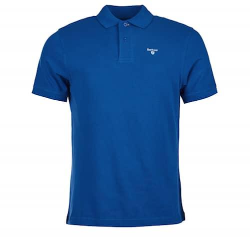 Barbour Sports Polo, Atlantic Blue, L