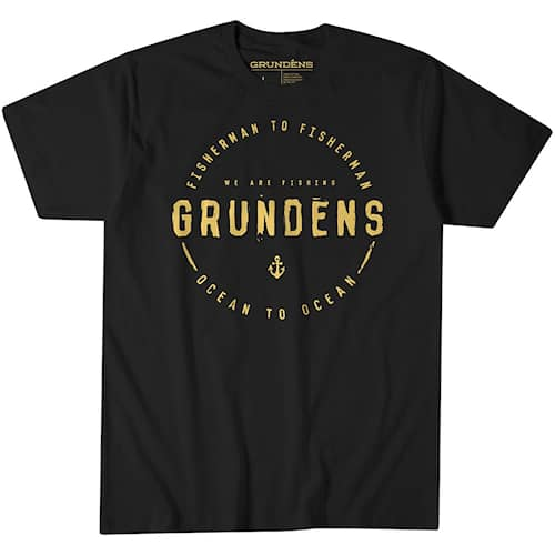 Grundéns Ocean to Ocean T-Shirt Black