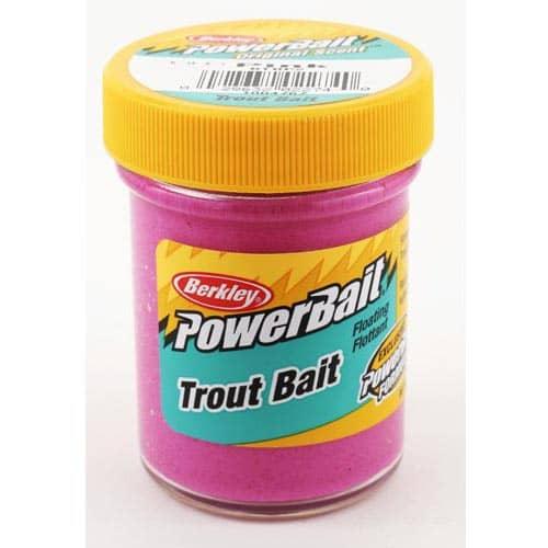Powerbait Trout Bait Pink