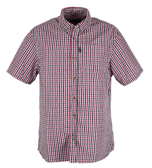 Pinewood Sommarskjorta Röd Herr M