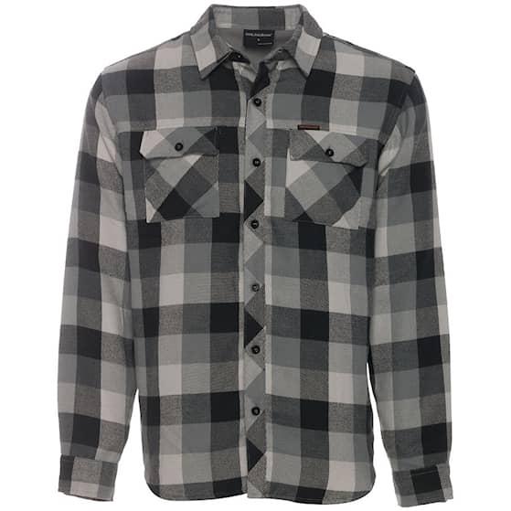 Grundéns Kodiak Insulated Shirt Black Plaid