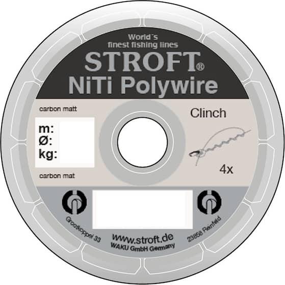 Stroft NiTi Polywire 0,20 mm