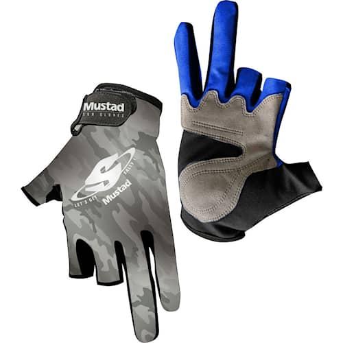 Mustad Sun Gloves L