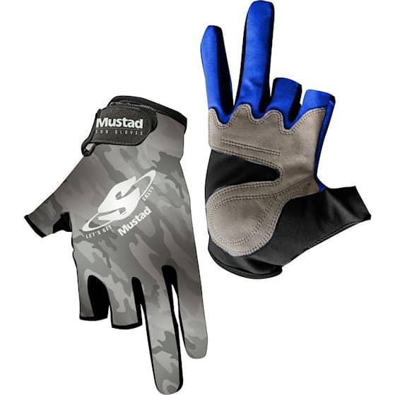 Mustad Sun Gloves