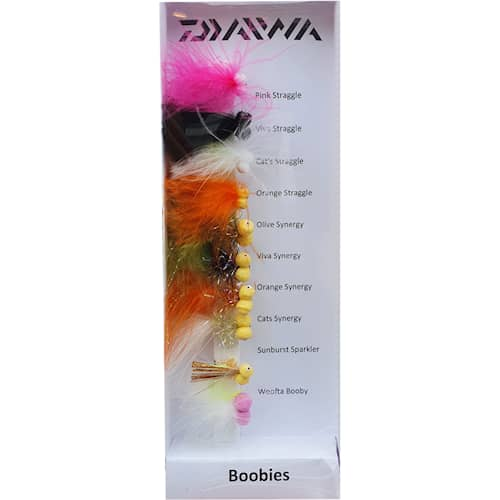 Daiwa Boobies 10-pack