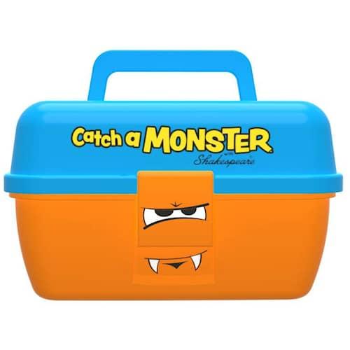 Shakespeare Catch a Monster Betesbox Orange/Blå