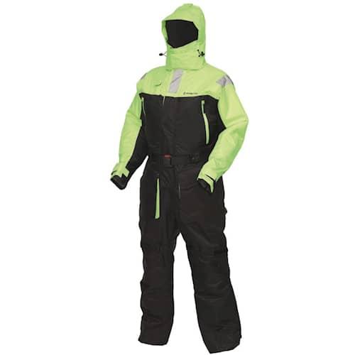Kinetic Guardian Flotation Suit S Black/Lime - S