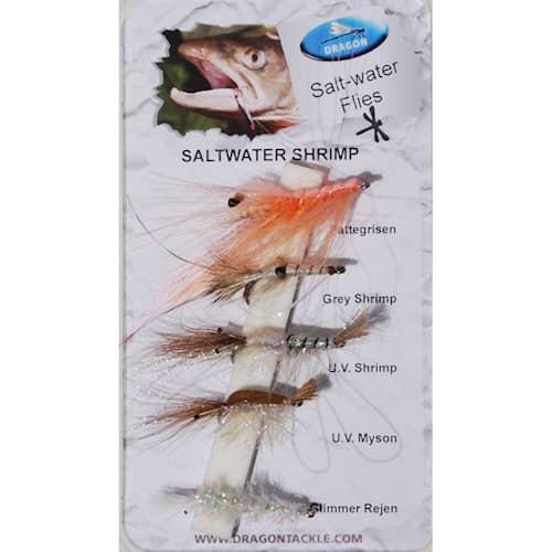 Dragon Saltwater Shrimp 5-pack