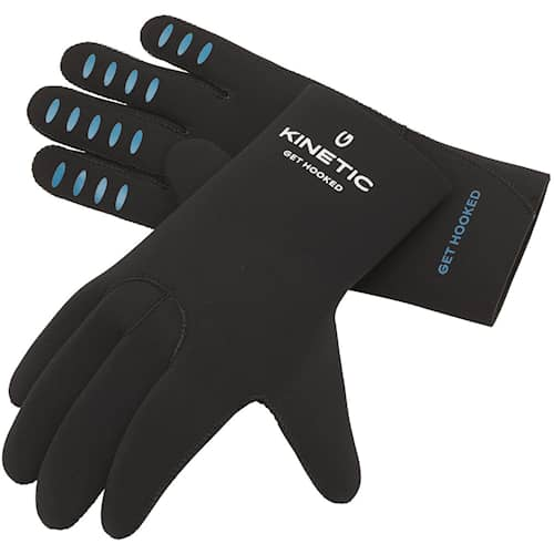 Kinetic NeoSkin Waterproof Glove L Black