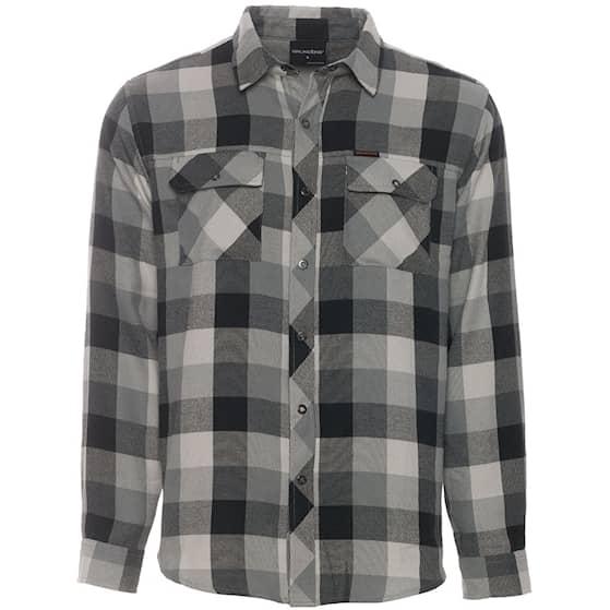 Grundéns Cordova Shirt Black Plaid