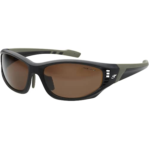 Scierra Wrap Around Ventilation Sunglasses *Sale* Brown lens