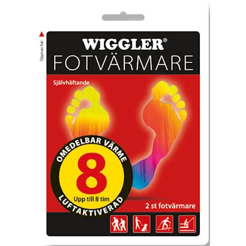 Wiggler Fotvärmare 2-pack
