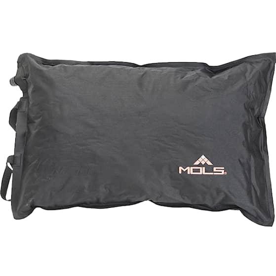 Mols Egsmark självuppblåsande kudde svart